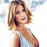 Jennifer Aniston - каре