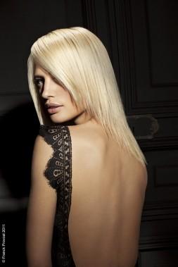 Прическа на длинные волосы от Franck Provost