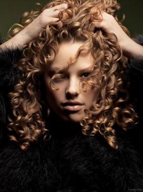 Выбор укладки во многом зависит от типа волос