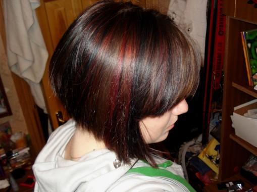 амбре фото волос